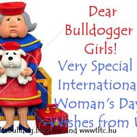 Woman's Day Greetings!