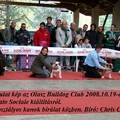 Még egy csalodásmentes hétvége a Magyar Bulldoggereknek. 2008.10.19