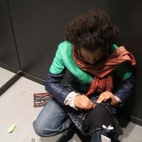 Mohamed Gamal Sophia: Ruhahackelés (2007) // M.G. Sophia: Dresshacking