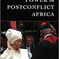 :BETTER: Women And Power In Postconflict Africa (Cambridge Studies In Gender And Politics). response Recent Model response testing