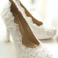 A tökéletes esküvői cipő