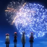 Szentivánéj, tűzijáték