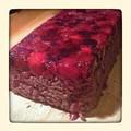 Rizspuffancsos Erdei gyümölcs Torta - sütés nélkül