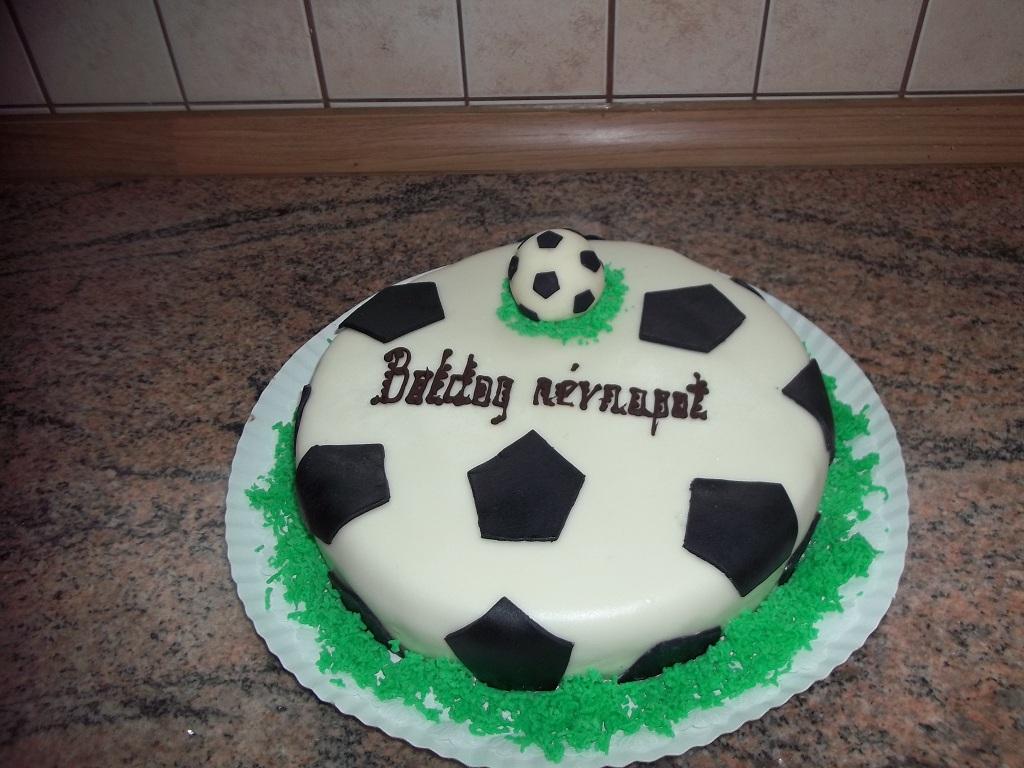 focis torta képek Focis torta   Told a tortát focis torta képek
