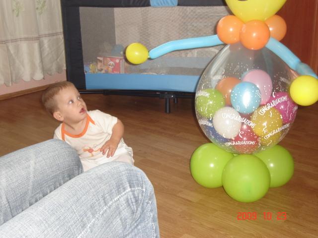 születésnapi ajándék 1 éveseknek 2009. október 24. (Tomika 1 éves!) Dani (24 hetes!)   Kismama napló születésnapi ajándék 1 éveseknek