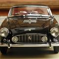 Bemutató: Hotwheels Elite Ferrari 410 Superamerica 1:18
