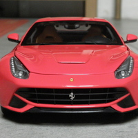Bemutató: Hotwheels Elite Ferrari F12 Berlinetta 1:18 - A sztereotípia