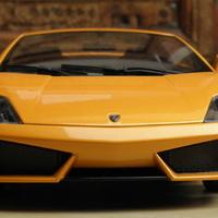 Bemutató: AUTOart Lamborghini Gallardo LP 560-4 1:18