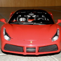 Bemutató: Bburago Signature Ferrari 488 GTB 1:18