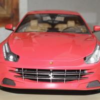 Bemutató: Hotwheels Elite Ferrari FF 1:18