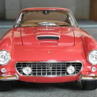 Bemutató: Hotwheels Elite Ferrari 250 GT SWB 1:18