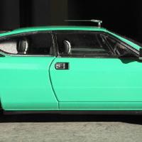 Bemutató: Kyosho Lamborghini Urraco P250 1:18 - Levelibéka