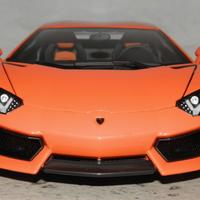 Bemutató: AUTOart Lamborghini Aventador LP 700-4 1:18