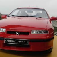 Bemutató: Otto Mobile Opel Calibra Turbo 4x4 1:18