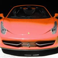 Bemutató: Hotwheels Elite Ferrari 458 Spider 1:18