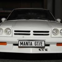 Bemutató: Revell Opel Manta GT/E 1:18