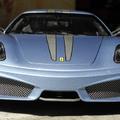 Bemutató: Hotwheels Elite Ferrari 430 Scuderia 1:18