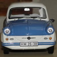 Bemutató: BoS Trabant P50 1:18