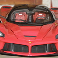 Bemutató: Hotwheels Elite Ferrari LaFerrari 1:18