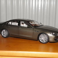 Bemutató: Paragon BMW 6 Series (F06) Gran Coupe 1:18