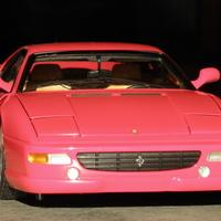 Bemutató: Hotwheels Elite Ferrari F355 Berlinetta 1:18
