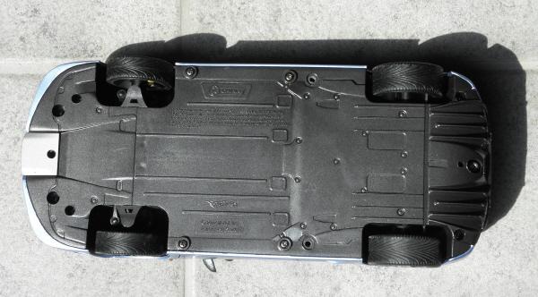 Hotwheels Elite Ferrari 430 Scuderia Blue 1-18 (9).JPG