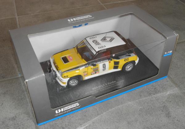 UH Renault 5 Turbo 1-18 Monte Carlo 1981 Jean Ragnotti (4).JPG