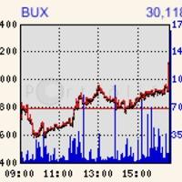Soha nem látott magasságban a BUX