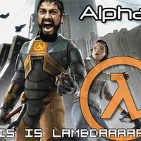 Tudod, az a Half-life jel...