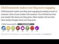 ClickComments - komment egy kattintásra