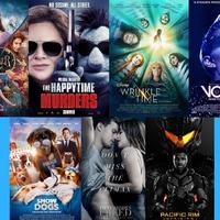 Top 5 legrosszabb film, amit 2018-ban láttam!