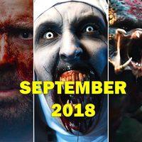 Filmes napló: 2018 Szeptember