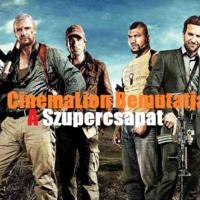 CinemaLion - A szupercsapat (2010) Bemutató