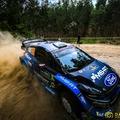 Három Ford Fiesta WRC indul a Portugál rallyn