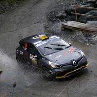 Renault Clio R3T első ERC győzelme