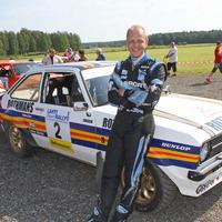 Mikko Hirvonen indul a Ciprus ralin