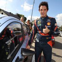 Thierry Neuville nyerte a 2014. évi East Belgian Rallyt