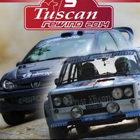 Rally Tuscan Rewind 2014