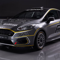 Az új Ford Fiesta R2 rallyautó