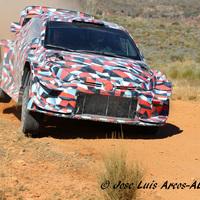 Újra teszten az új Toyota Yaris WRC
