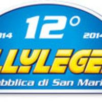12. Rallylegend - San Marino - VÉGLEGES RAJTLISTA