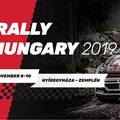 A Rally Hungary 2019 nevezési listái