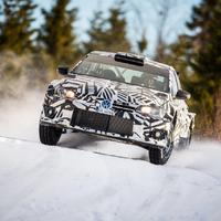 Petter Solberg újra a rally VB-n!