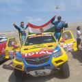 Itt az útvonal – részletek a szaúd-arábiai Dakarról!