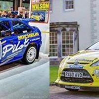 A Wilson név és a Michelin újra együtt a Wales Rally GB, WRC futamon