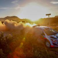 WRC - a Hyundai Shell World Rally Team felkészült a szezonzáró Wales Rally-ra
