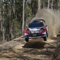 2014. XXIII. Coates Hire WRC Ausztrál rally eseményei