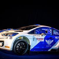 Grönholm és Bottas is indul az Artic rallyn