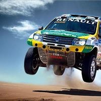 Dakar rally 2015. január 4-17., Renault Duster Team