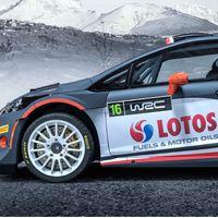WRC 2015 - Robert Kubica készen áll a Monte-Carlo Rallyra
